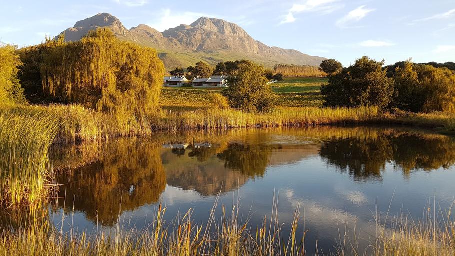 Mont Angelis Retreat, Cape Winelands