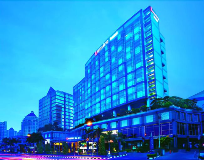 Lumire Hotel & Convention Center, Central Jakarta
