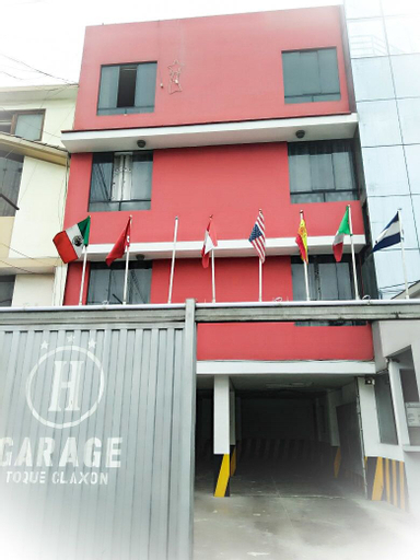 Hostal DLUXO, Lima