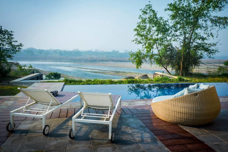 Meghauli Serai, A Taj Safari Lodge, Narayani
