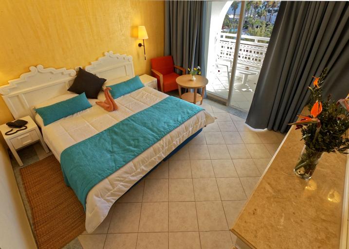 Hotel Mediterranee Thalasso Golf, Hammamet