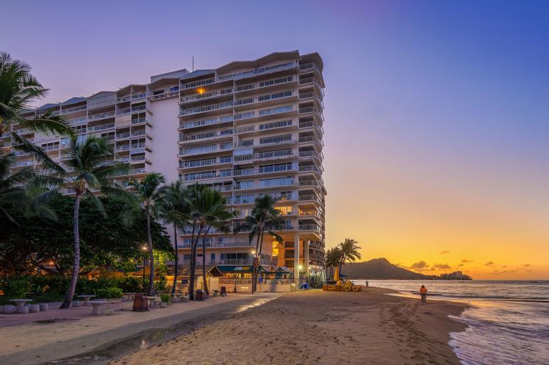 Castle Waikiki Shore, Honolulu