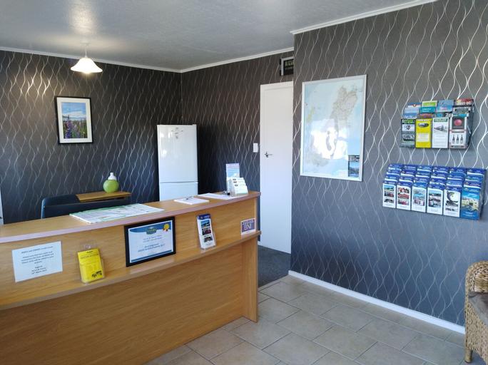 Asure Adcroft Motel, Ashburton