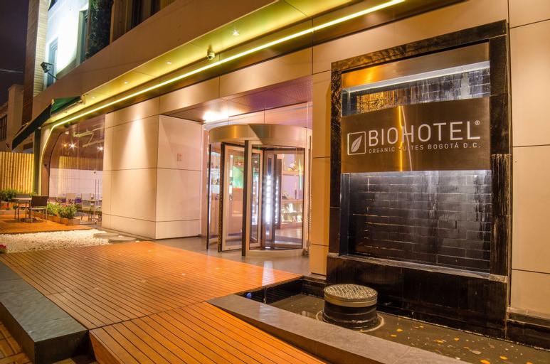 Biohotel Organic Suites, Santafé de Bogotá