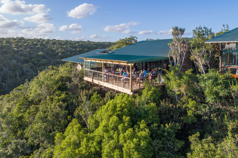 Kariega Game Reserve - Main Lodge, Cacadu