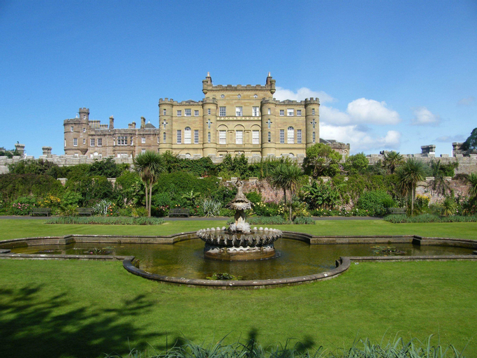 The Eisenhower Hotel at Culzean Castle, South Ayrshire