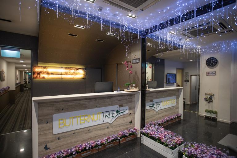 Butternut Tree Hotel, Singapura