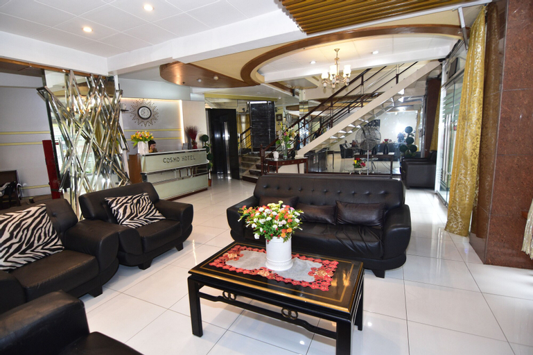 Cosmo Hotel Espana Near UST, Manila