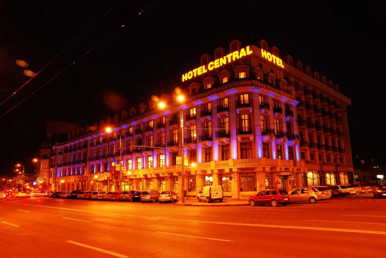 Central Hotel, Ploiesti