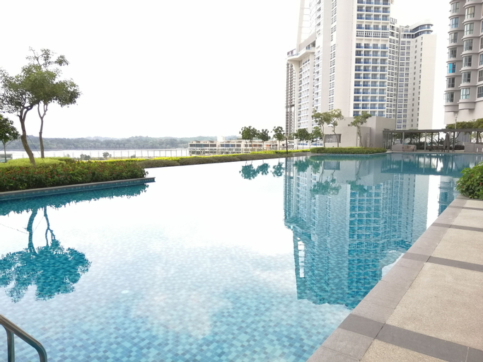 Teega Suites - Puteri Harbour - JCL, Johor Bahru