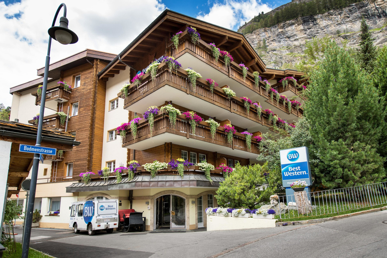 Hotel Butterfly, BW Signature Collection Hotel, Visp