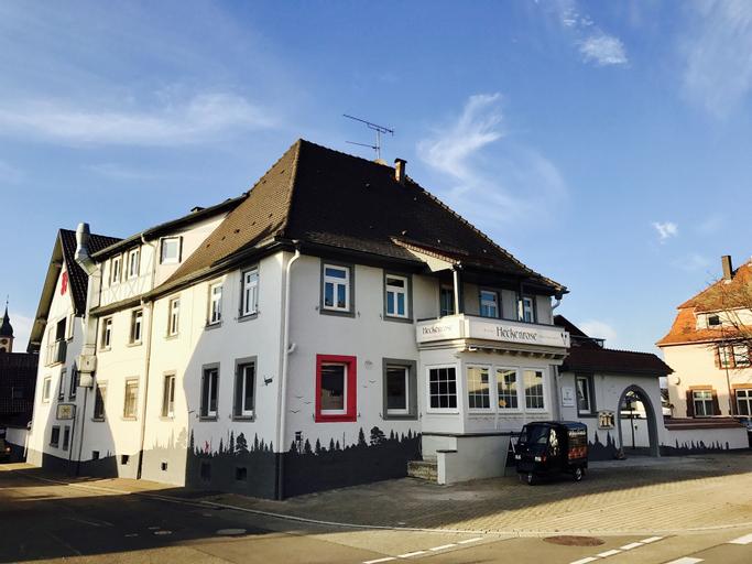 Heckenrose, Ortenaukreis