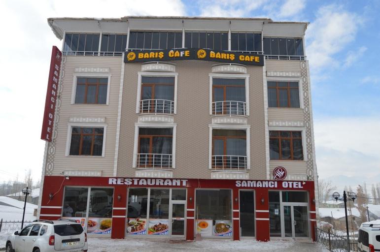 Samanci Hotel, Taşlıçay