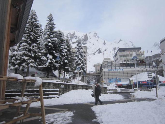 Apartment With one Bedroom in Eaux-bonnes, With Wonderful Mountain Vie, Pyrénées-Atlantiques