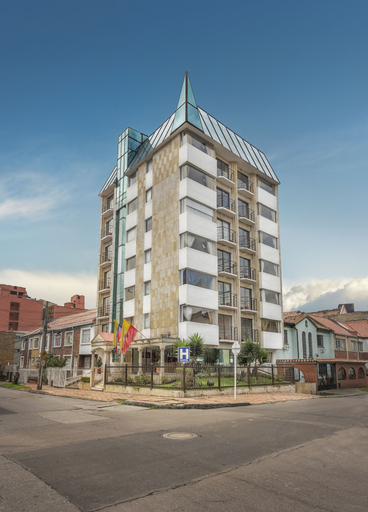 Hotel Alicante, Santafé de Bogotá
