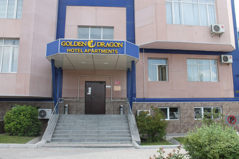 Golden Dragon ApartHotel, Biškek