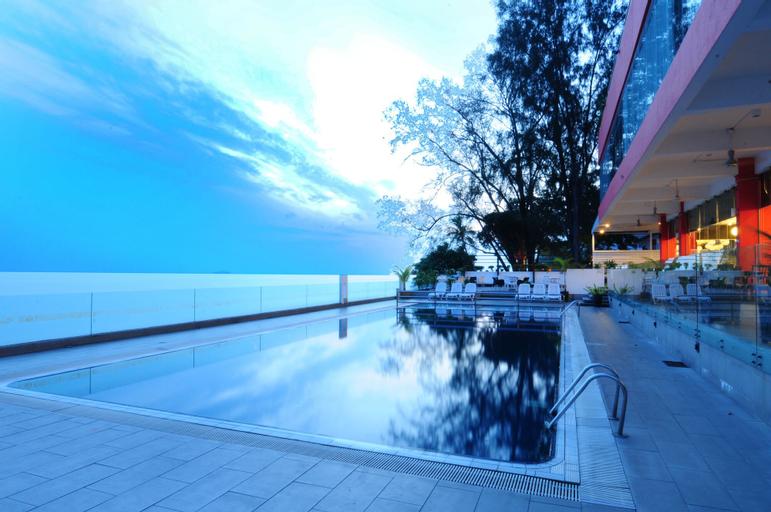 Hotel Sentral Seaview, Pulau Penang