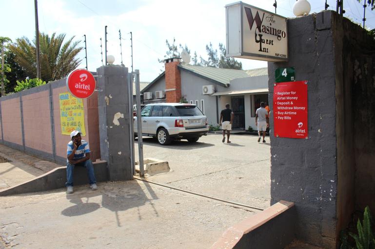 Wasingo Guest Inn, Lusaka