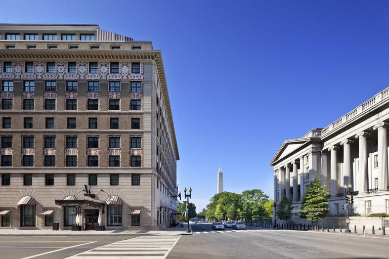 W Washington D.C., District of Columbia