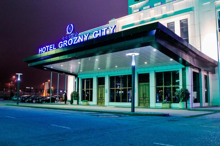 Grozny City Hotel, Groznyy