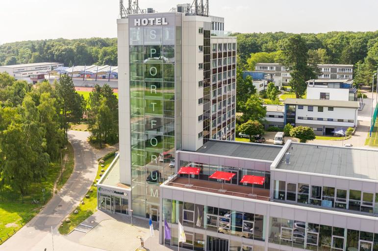 TOP HotelSportforum Rostock, Rostock
