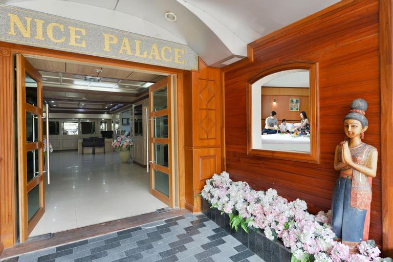 Nice Palace Hotel, Phaya Thai