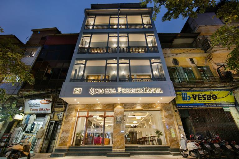 Quoc Hoa Premier Hotel, Hoàn Kiếm