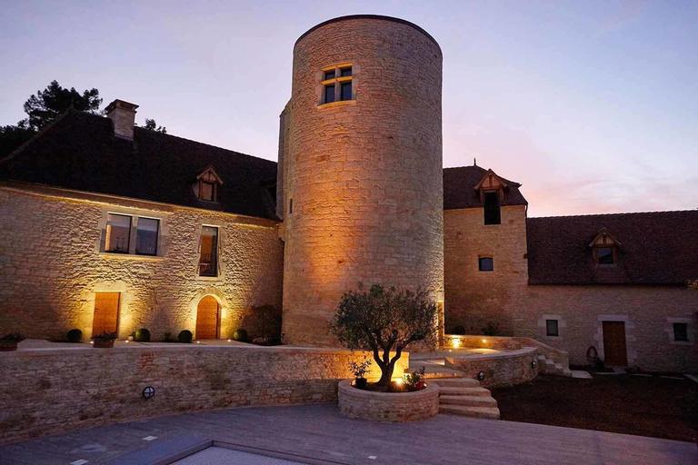 Gîte de la Tour de Ginaillac, Lot