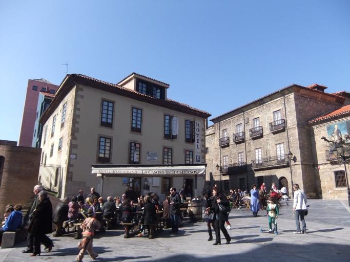 La Casona de Jovellanos, Asturias