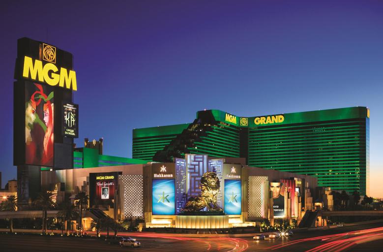 MGM Grand Hotel & Casino, Clark
