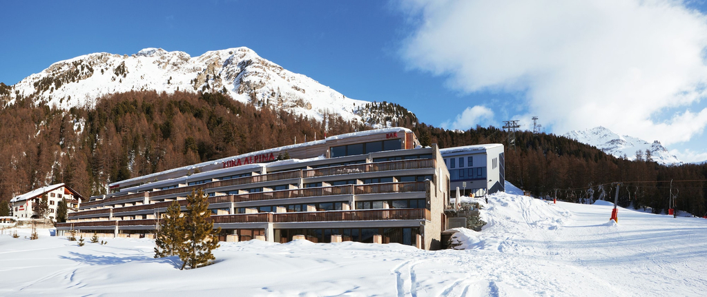 Nira Alpina - Member of Design Hotels, Maloja