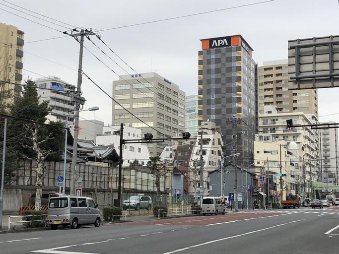 APA Hotel Ueno Inaricho Ekikita, Taitō