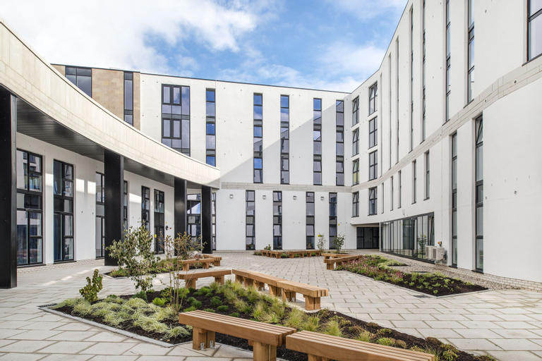 Destiny Student - Holyrood (Brae House), Edinburgh
