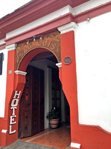 Hotel San Luis, San Cristóbal de las Casas