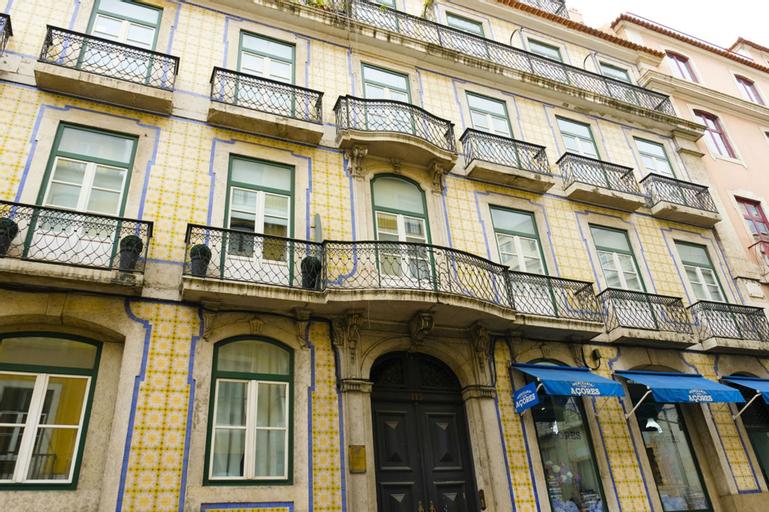 Fascinating apartment in historic Lisbon, Lisboa