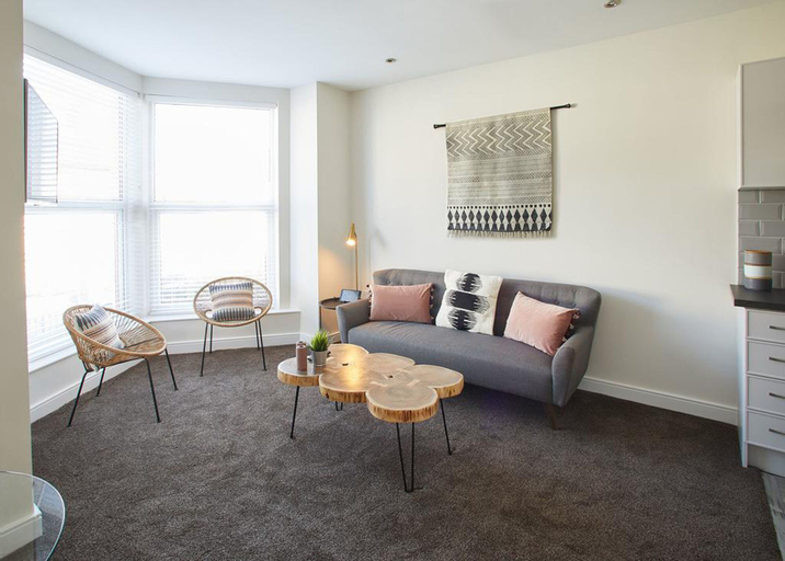 West Cliff View Apartment, North Yorkshire