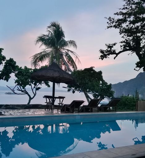 Four Seasons Seaview Hotel, El Nido