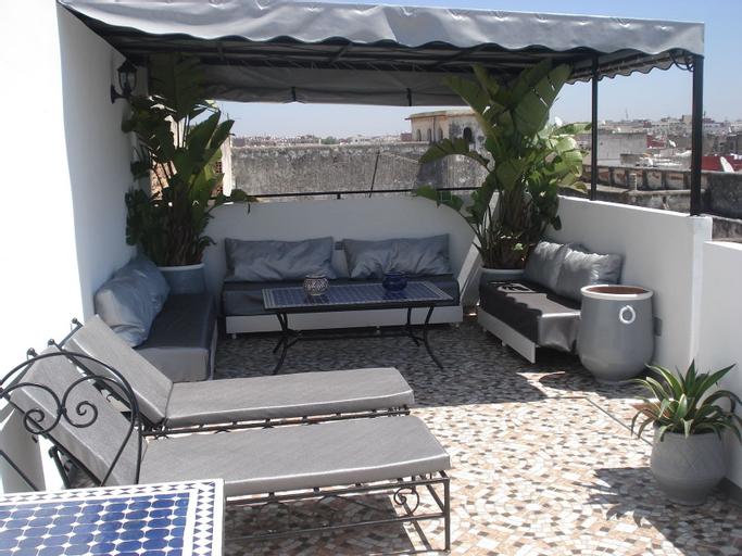 Riad Marlinea, Rabat