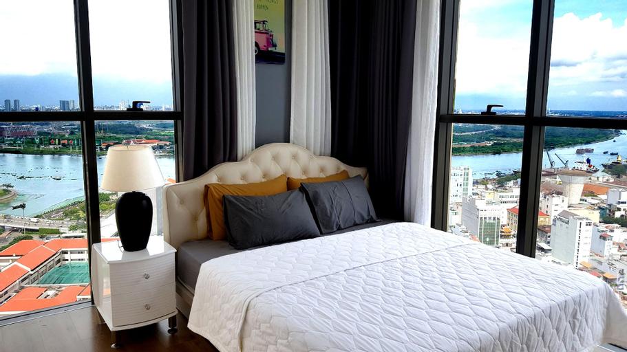 3 bedroom Icon56 apartment, Quận 4