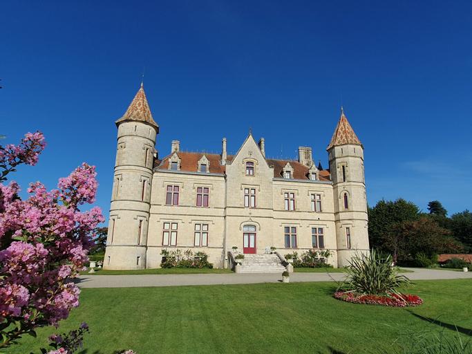 Château Moncassin Gites, Lot-et-Garonne