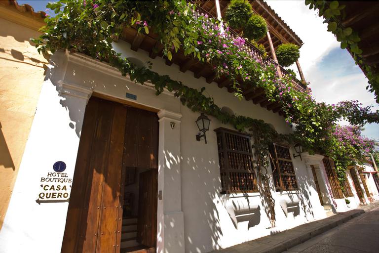 Casa Quero Hotel Boutique, Cartagena de Indias