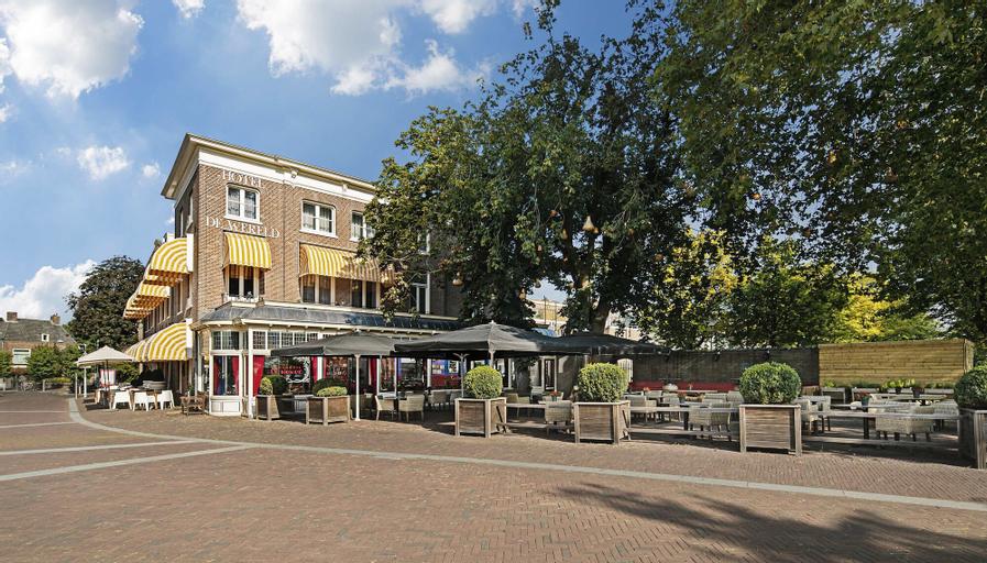Hotel de Wereld, Wageningen
