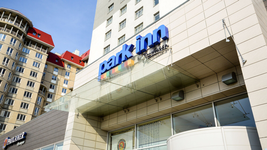 Park Inn by Radisson Volgograd, Volzhskiy