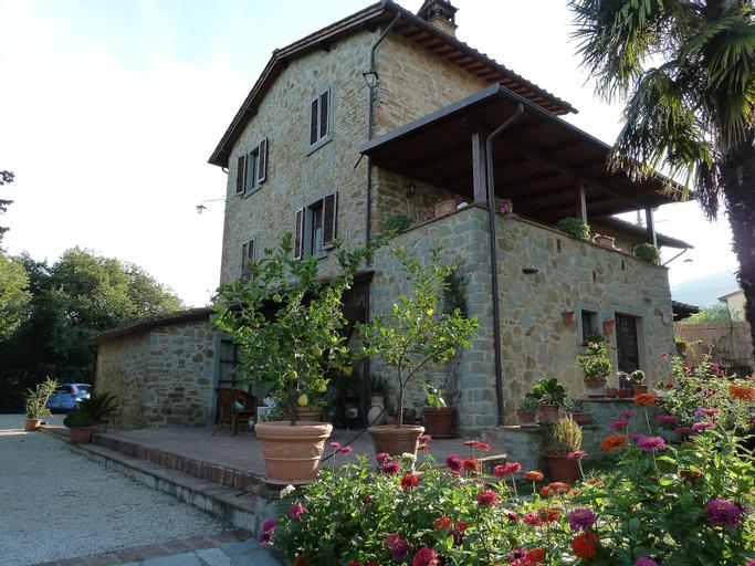 Casa Dina, Arezzo