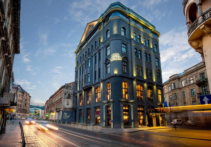 Astoria Hotel, L'vivs'ka