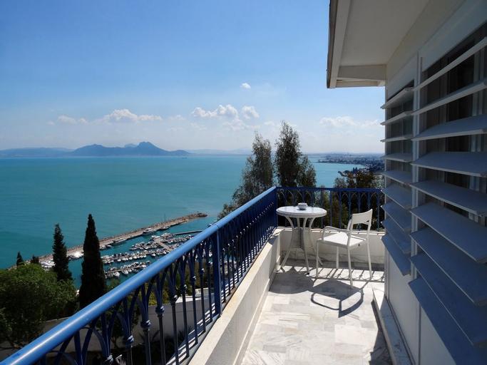 La Villa Bleue, Carthage