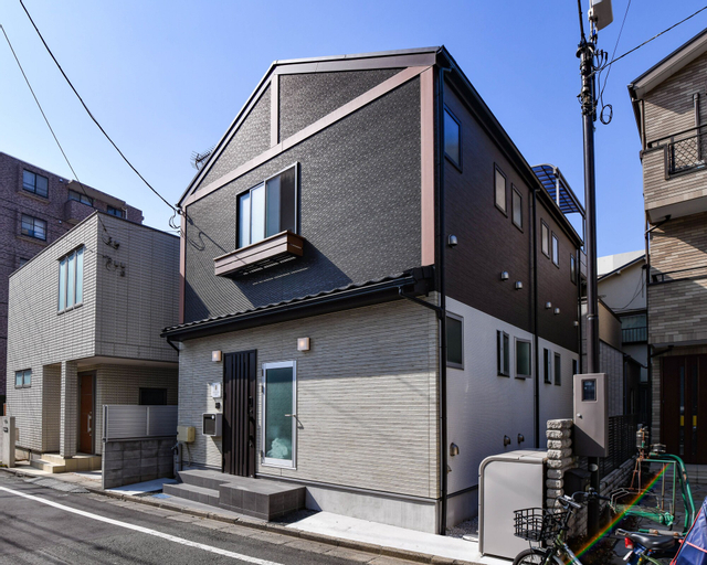Grandouce Otorii I - Hostel, Caters to Men, Ōta