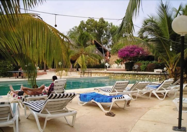 Hôtel Les Bougainvillées Saly Sénégal, Mbour