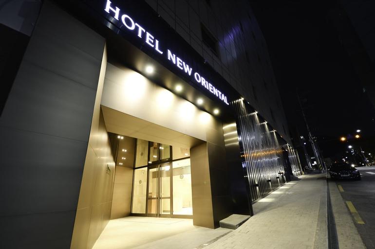 New Oriental Hotel, Jongro
