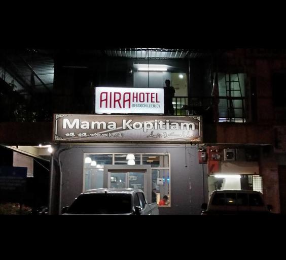 Aira Hotel, Ranau